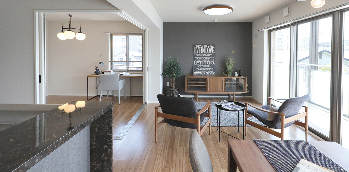 プレア Living Room