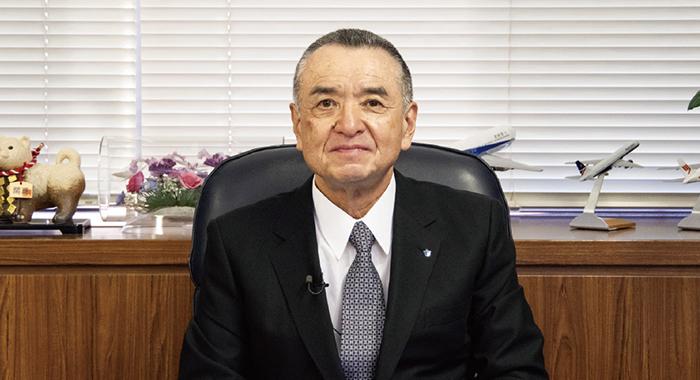 代表取締役社長 上村 秀敏