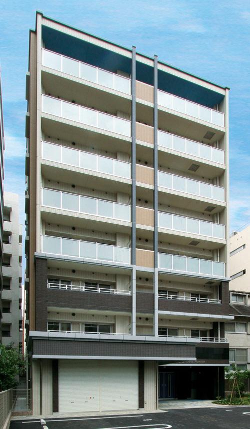 福岡の商業中心地大名。時代の変化にあわせて品格と遊び心で建てました(from第336号)