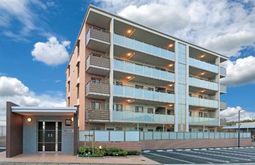 倉庫跡地をマンション建設に(from第341号)
