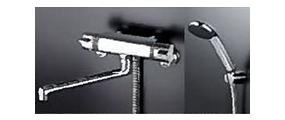 写真:メタルヘッドサーモ水栓