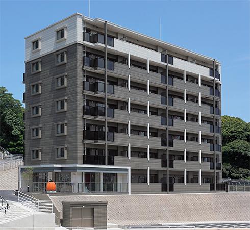 3棟目のマンションは、土地探しから交渉、建築まで全てウエムラさんが行ってくださいました(from第383号)