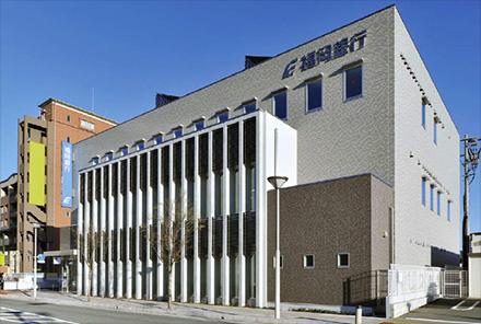 福岡銀行 千早支店