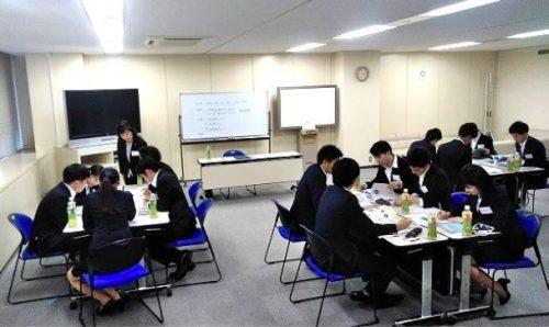 上村グループ合同内定者研修&懇親会が開催されました