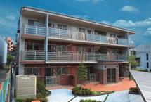 マンション建築と自宅の新築を同時に実施。地域にとけこむ快適住まいが完成しました。(from第241号)