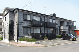共用部改修の補助金を活用し、新築さながらのアパートに生まれ変わりました(from第331号)