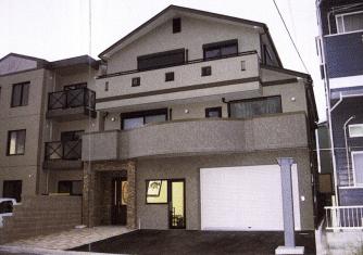 仕事場を兼ねた自宅を新築(from第167号)