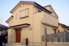 ウエムラさんの豊富な実績は、一軒家にも存分に活かされています。(from第292号)