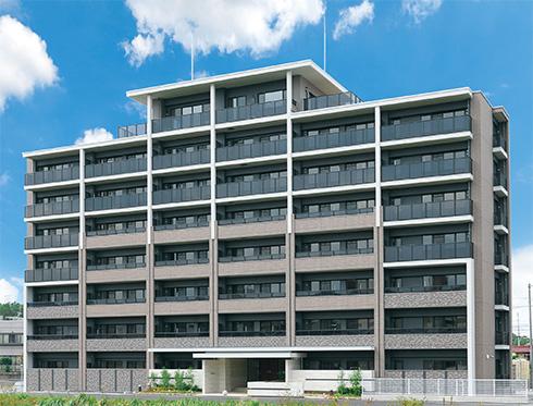 マンション建設2棟目は将来性を考えたハイグレードマンションを建設(from第403号)