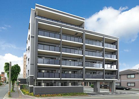 子どもたちの将来を総合的に考えて初めてのマンション建設を決意しました。(from419号)